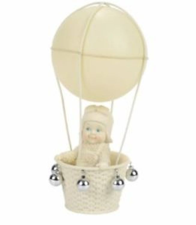 Department 56 Snowbabies - Air Travel