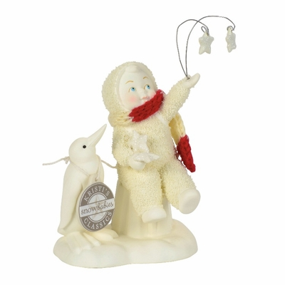 "Department 56 Snowbabies - ""Wish Upon A Star"""