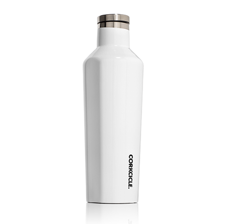 "16oz Canteen - ""White"""