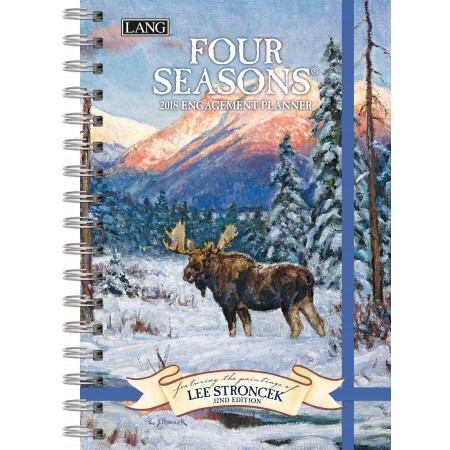 "2018 Lang Engagement Planner - ""Four Seasons"""