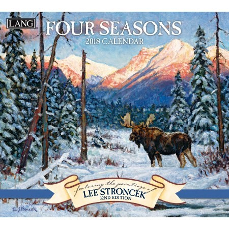 "2018 Lang Wall Calendar - ""Four Seasons"""