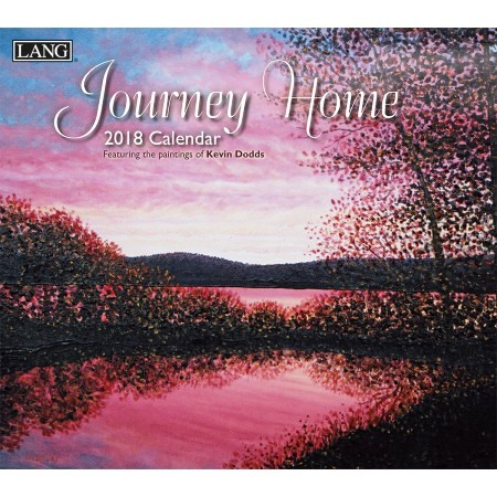 "2018 Lang Wall Calendar - ""Journey Home"""