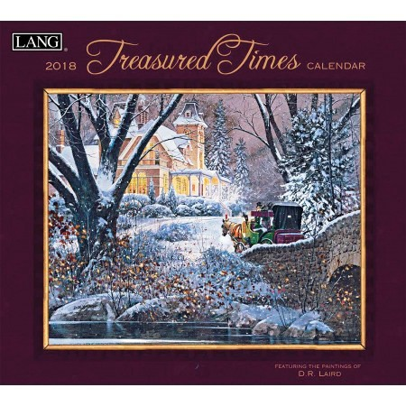 "2018 Lang Wall Calendar - ""Treasured Times"""