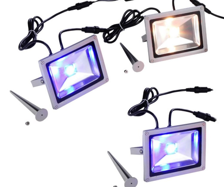 App Enabled Lumenplay Color Splashers - 20W - 3 LED Light Kit