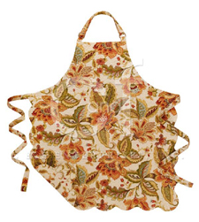 """Apron - """"Amelia  Reversible Quilted Apron"""""""