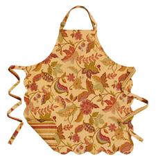"Apron - ""Henley Reversible Quilted Apron"""