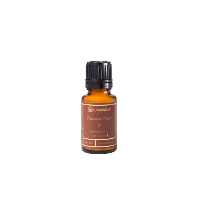 "Aromatique - ""Cinnamon Cider  Refresher Oil"""