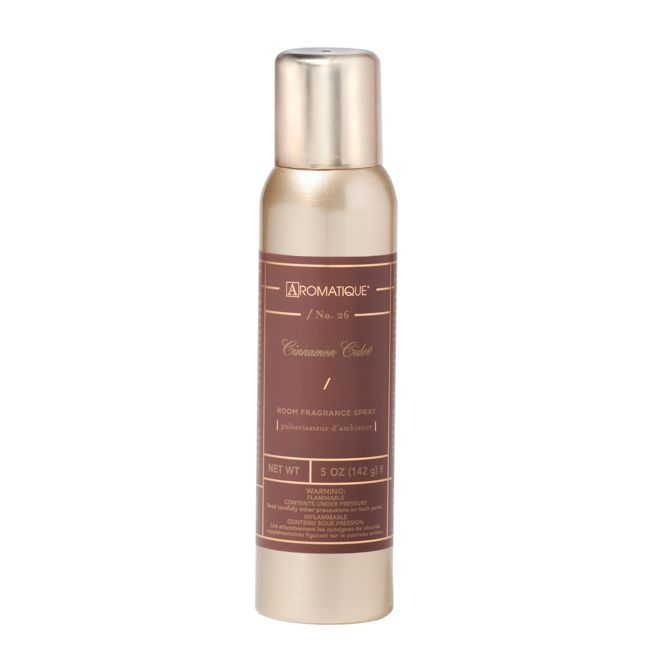 "Aromatique - ""Cinnamon Cider  Room Spray"""