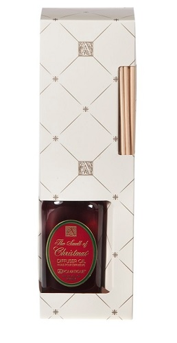 """Aromatique Diffuser Oil - """"Smell Of Christmas Diffuser Oil With Reeds"""""""