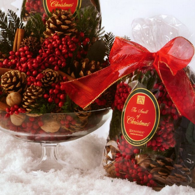 Aromatique - The Smell of Christmas Potpourri - 7oz