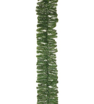 "Artificial Garland - ""Windsor Pine Garland"" - 9 ft"