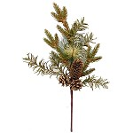 """Artificial Pick - """"Sage Feather Pine"""" - 19 Inches"""