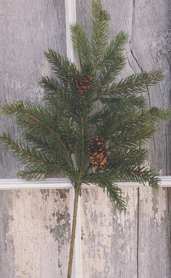 "Artificial Stem - ""White Spruce Stem"""