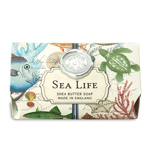 "Bath Soap Bar - ""Sea Life Bath Soap Bar"""