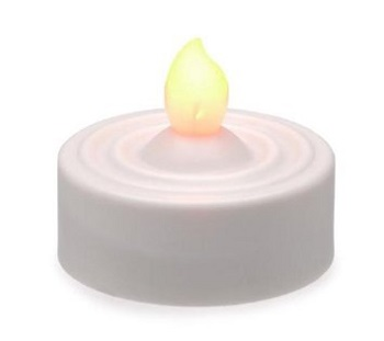 Battery Operated Tea Light - LED WIth A Timer