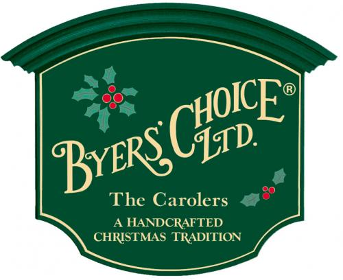Byers Choice Carolers - Christmas Figures and Displays