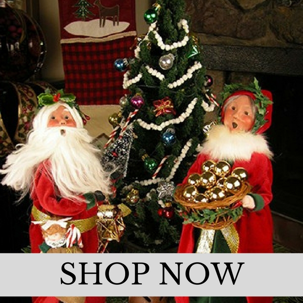 Byers Choice Accessories for Holiday Caroler Displays