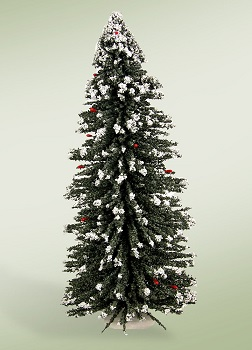 Byers Choice Caroler Accessory - 16in Snow Tree