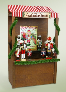 Byers Choice Accessory - Nutcracker Market Stall 2012