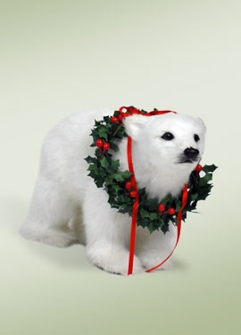 Byers Choice Accessory  - Polar Bear Cub 2010