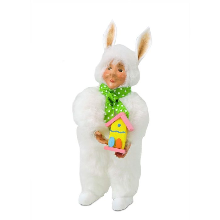 Byers Choice Caroler - Bunny Toddler 2017