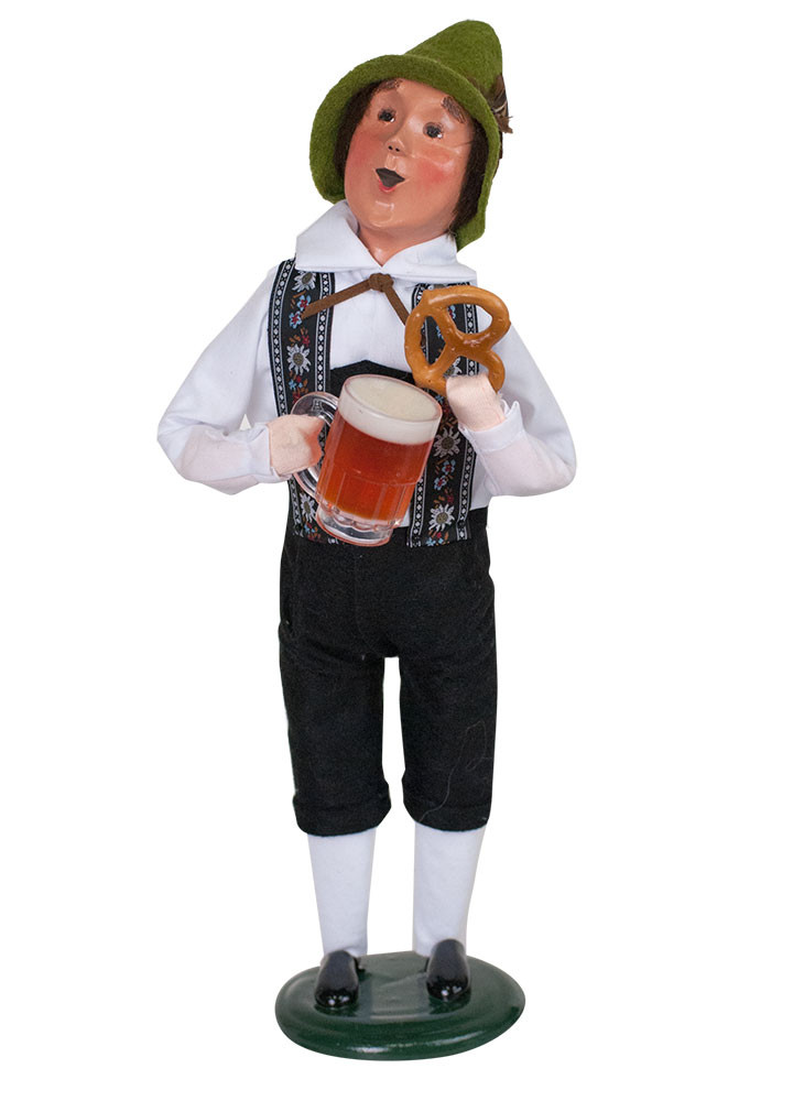 "Byers Choice Caroler - ""Oktoberfest Man"" 2018"