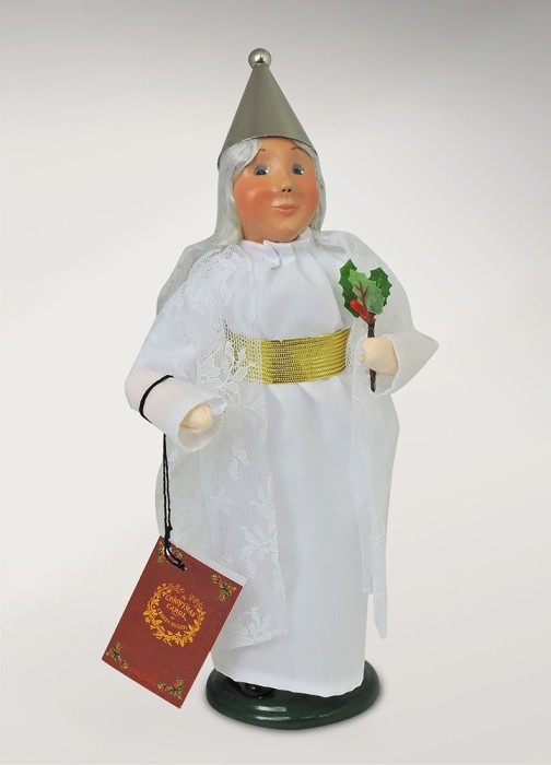 Byers Choice Caroler - Spirit of Christmas Past 2017