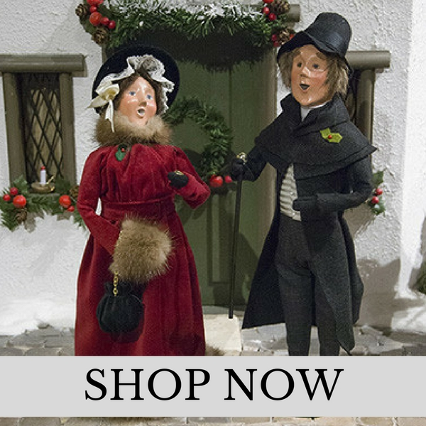 Byers Choice Carolers - A Christmas Carol Series