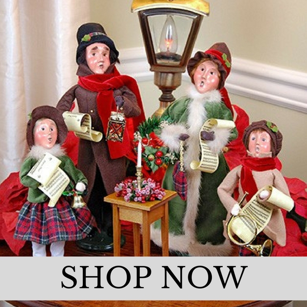 byers choice carolers caroling families