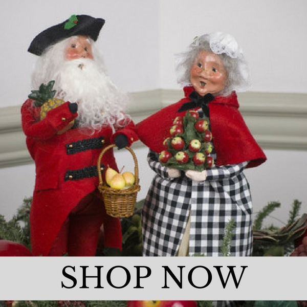 byers choice carolers colonial historical