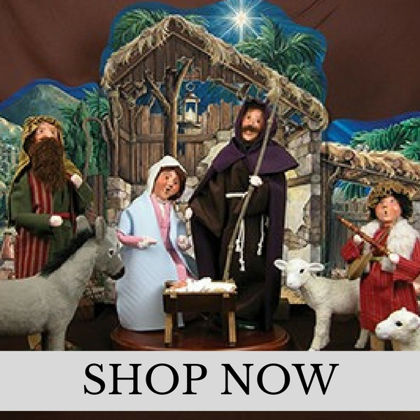 Byers Choice Carolers - Nativity