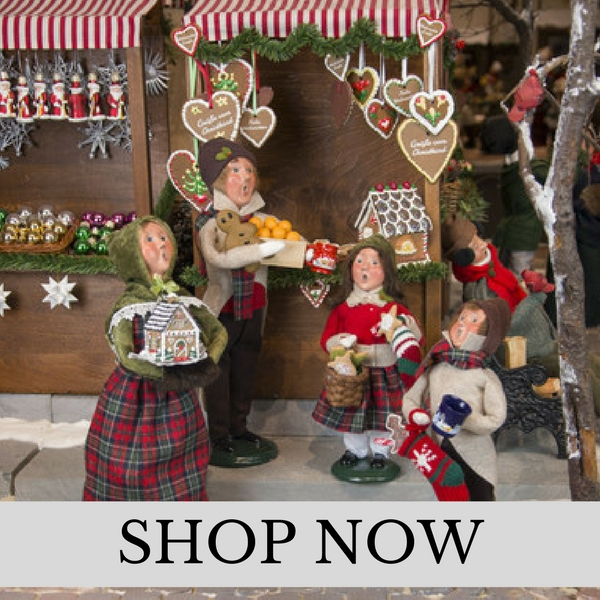 Byers Choice Carolers - Specialty Designs