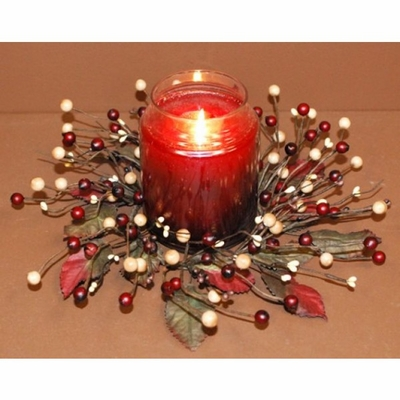 """Candle Ring - """"Chelsea Candle Ring"""" -4.5"""""""