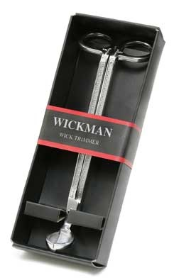 """Candle Wick Trimmer - """"Stainless Steel Wick Trimmer"""""""