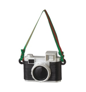 "Christmas Ornament - ""Camera Ornament"""