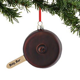 "Christmas Ornament - ""Dilly Bar Ornament"""