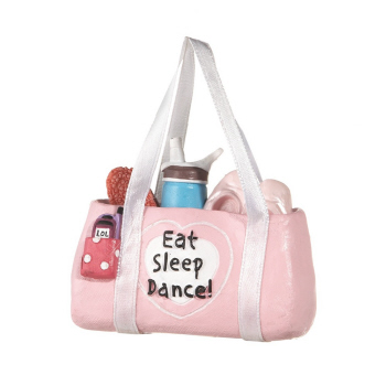 "Christmas Ornament - ""Eat, Sleep, Dance Ornament"""