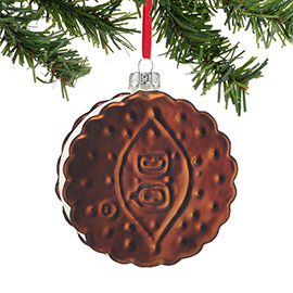 "Christmas Ornament - ""Ice Cream Sandwich Ornament"""