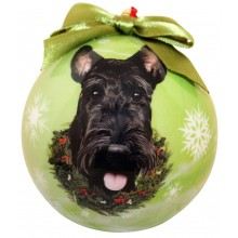 "Christmas Ornament - ""Scottie"""