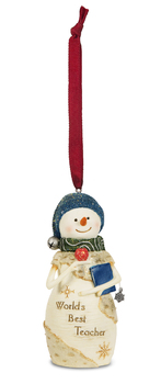 "Christmas Ornament - ""Teacher Ornament"""