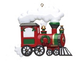 "Christmas Ornament - ""Train Ornament"""