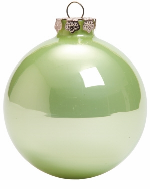 "Christmas Ornaments - ""Ball Ornament"" - 3"""