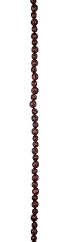 "Christmas Tree Garland - ""Dried Cranberry Garland"" - 4 ft"