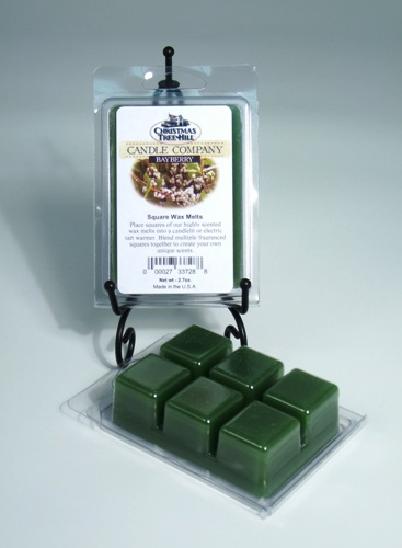 Christmas Tree Hill Wax Melts - Bayberry