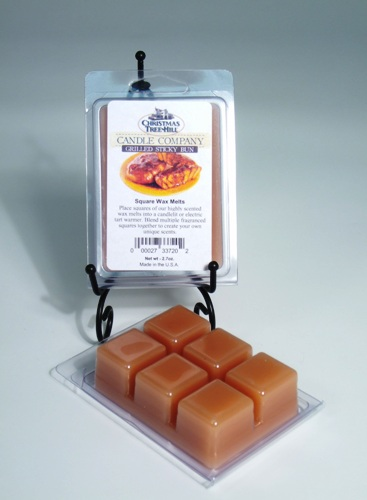 """Christmas Tree Hill Wax Melts - """"Grilled Sticky Buns"""""""