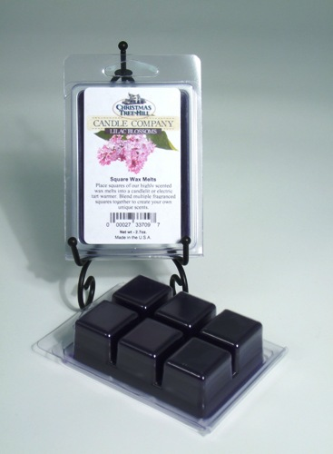 "Christmas Tree Hill Wax Melts - ""Lilac Blossoms"""