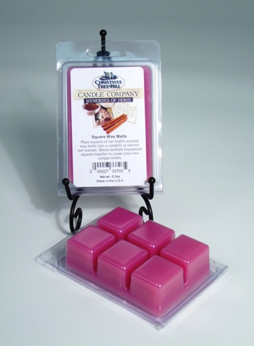 """Christmas Tree Hill Wax Melts - """"Memories Of Home"""""""