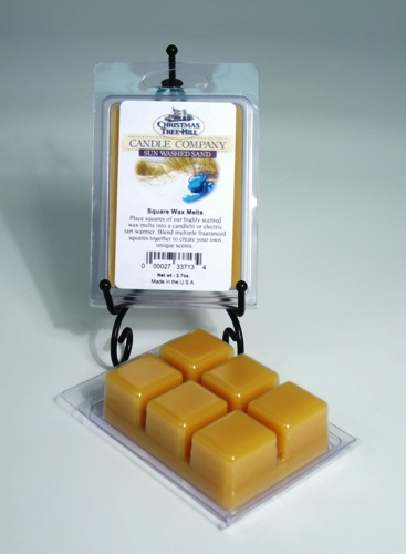 Christmas Tree Hill Wax Melts - Sun Washed Sand