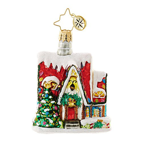 Christopher Radko Glass Ornament Gem - Christmas Auberge