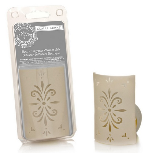 """Claire Burke Electric Fragrance Warmer"""""""
